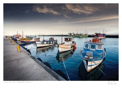 Classic Cape Town   Kalk Bay Harbour   Martin Osner
