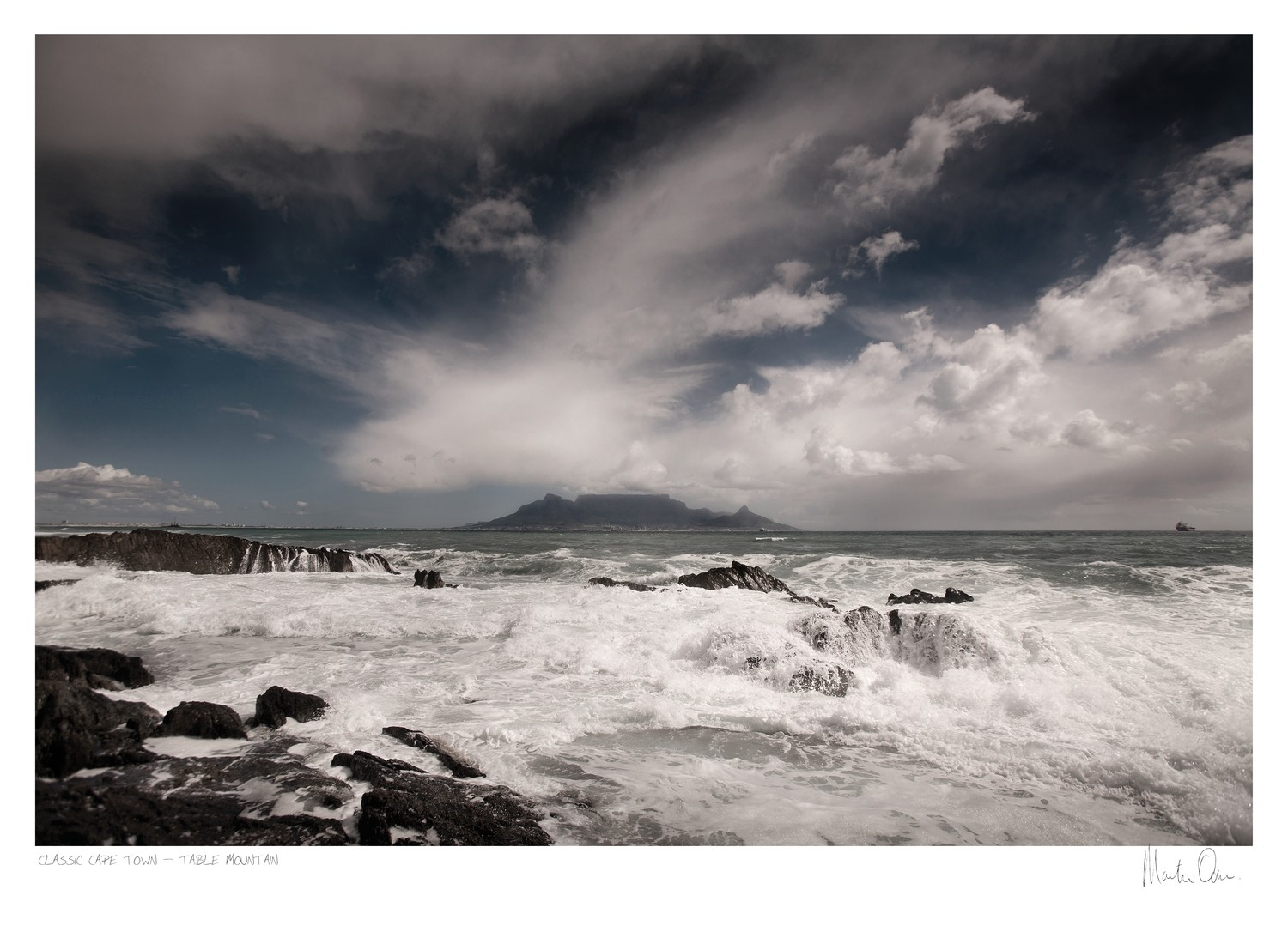 Classic Cape Town | Table Bay View | Martin Osner