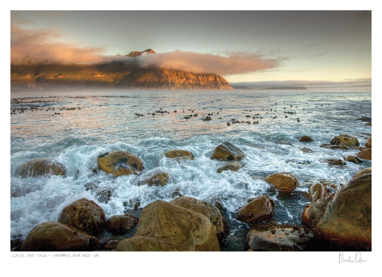 Classic Cape Town | Chapman's View | Martin Osner