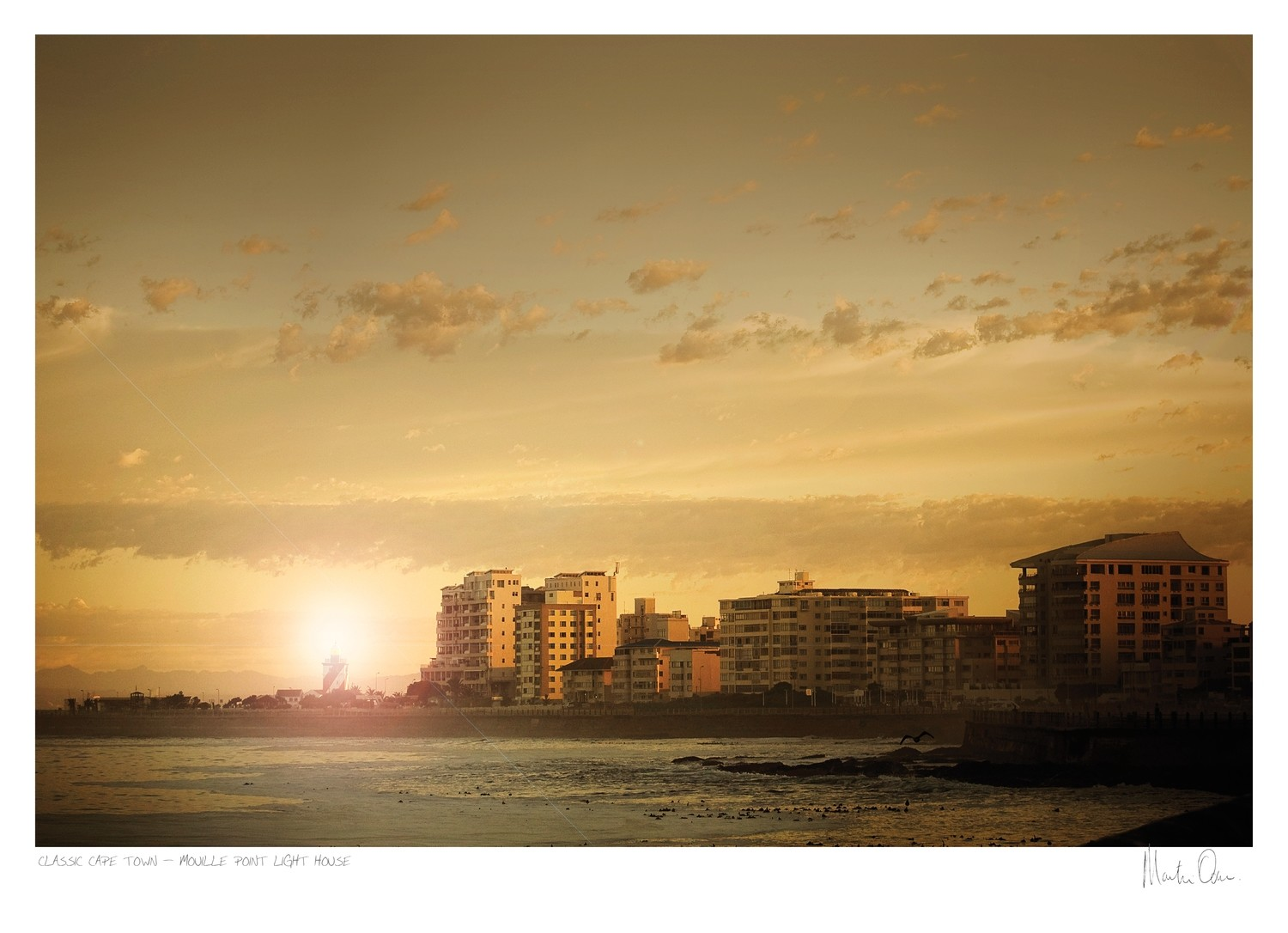 Classic Cape Town | Mouille Point | Martin Osner