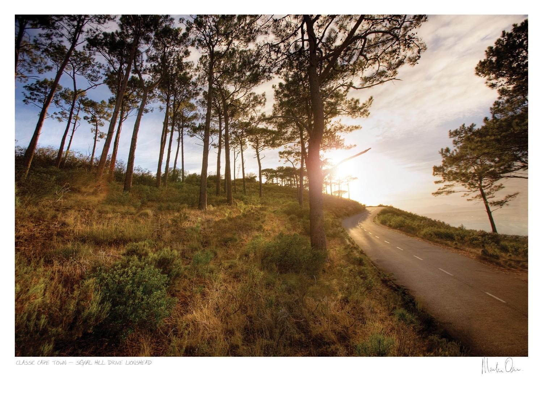 Classic Cape Town | Signal Hill Drive | Martin Osner