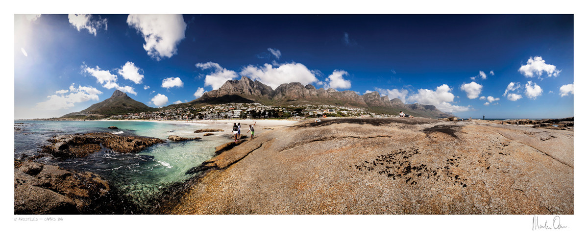 Classic Cape Town | 12 Apostles Camps Bay | Martin Osner