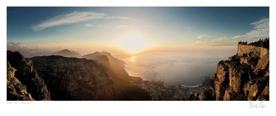 Classic Cape Town   Table Mountain View   Martin Osner