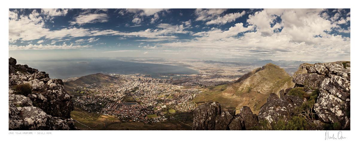 Classic Cape Town | Devils Peak | Martin Osner