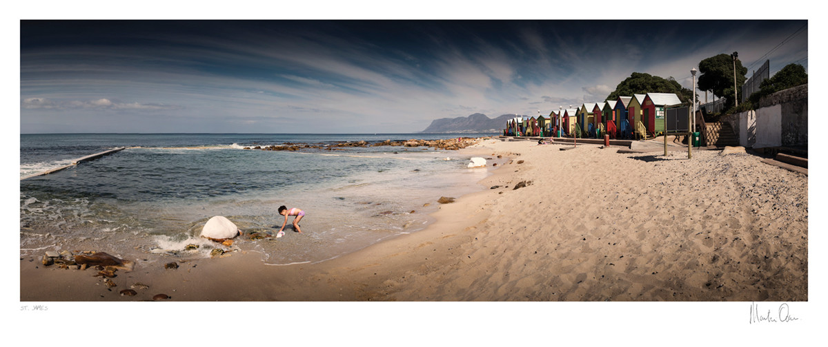 Classic Cape Town | Saint James | Martin Osner
