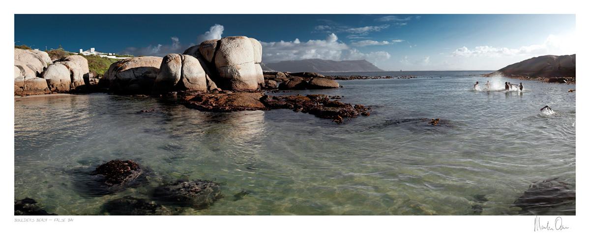 Classic Cape Town | Boulders Beach False Bay | Martin Osner