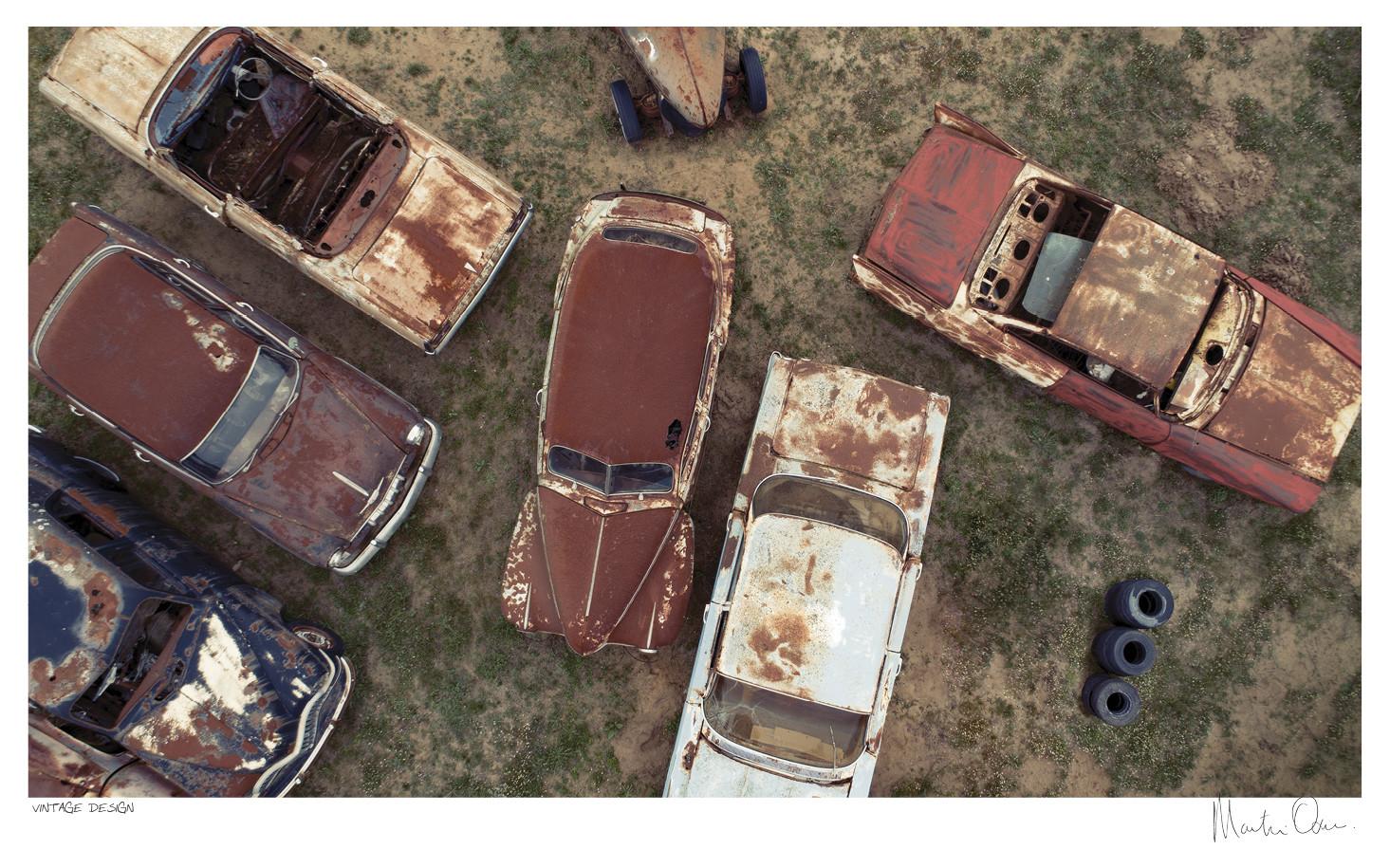 From Above | Vintage Design | Martin Osner
