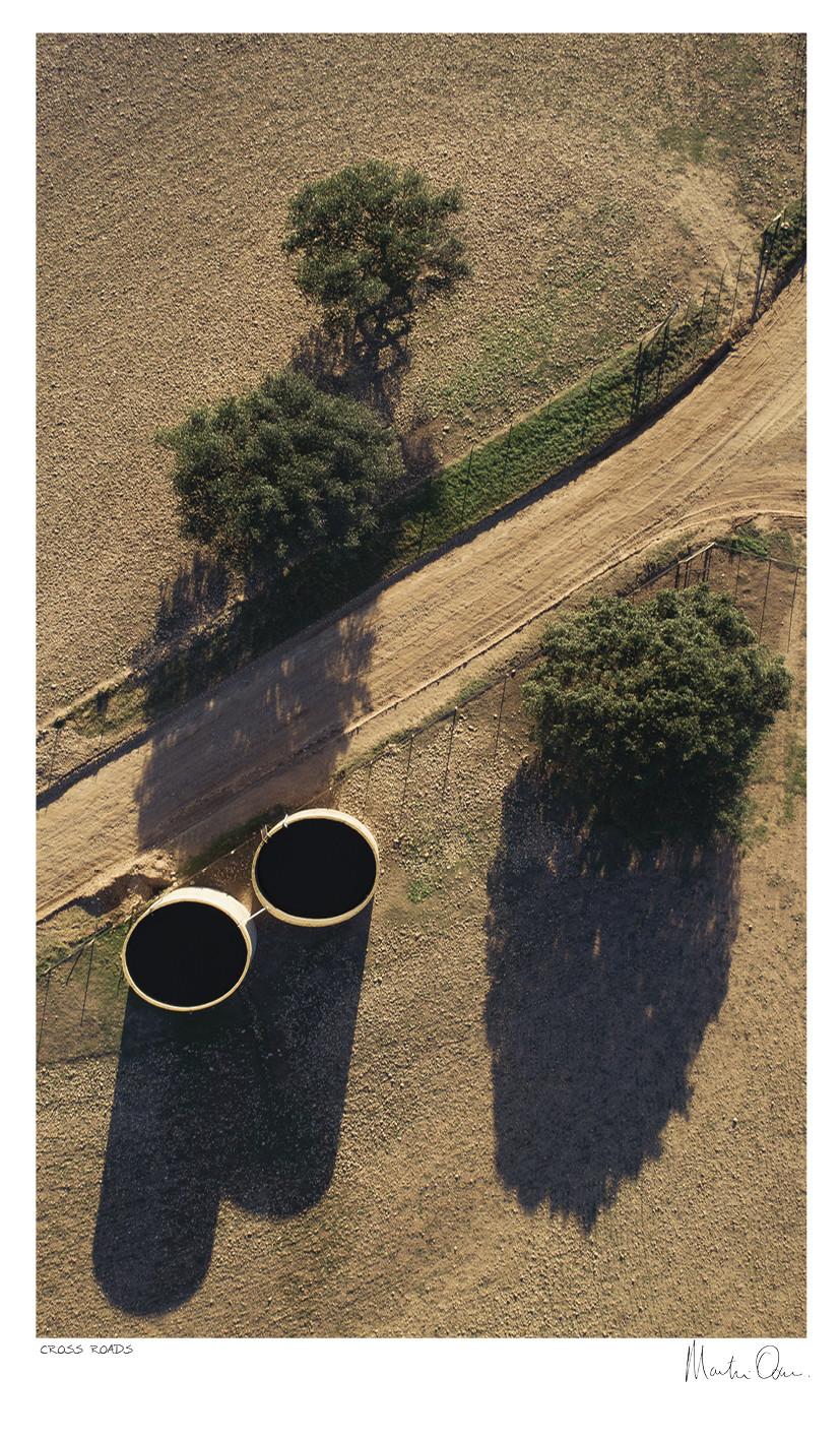 From Above | Cross Roads | Martin Osner
