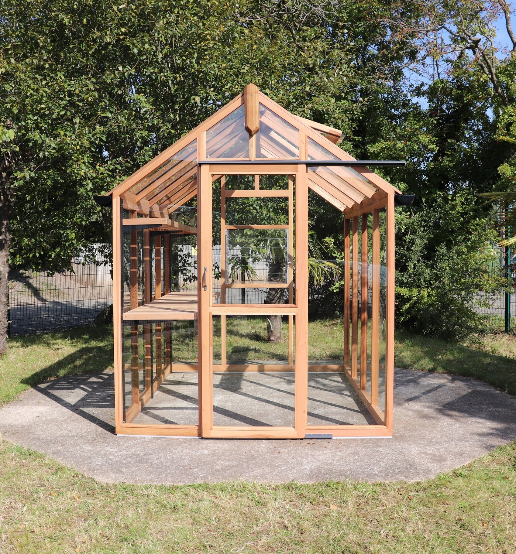 6ft x 6ft Seedarhouse