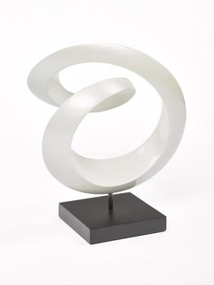 Sinus Sculpture Line White