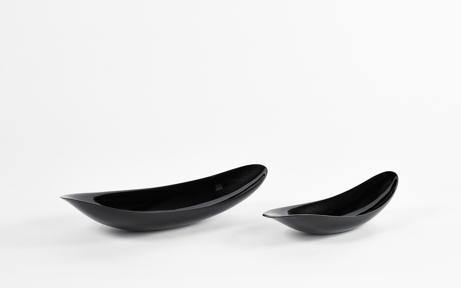 Bowl Satin Black Large