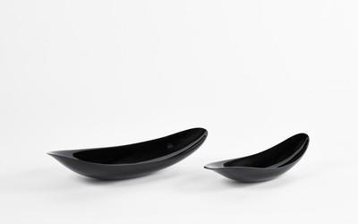 Bowl Satin Black Large