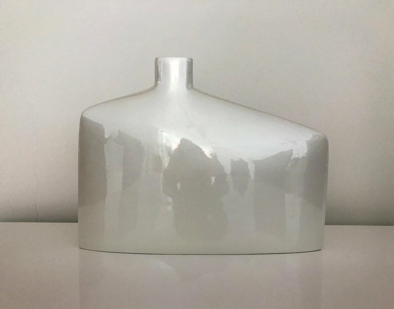 Bottle Vase White