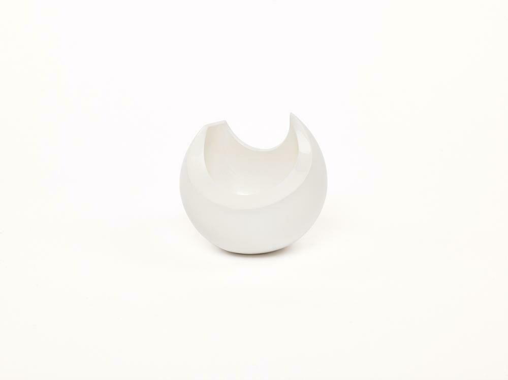 Bowl Line White Small