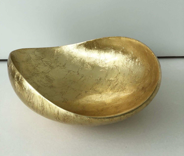 Bowl Dune Small Goud