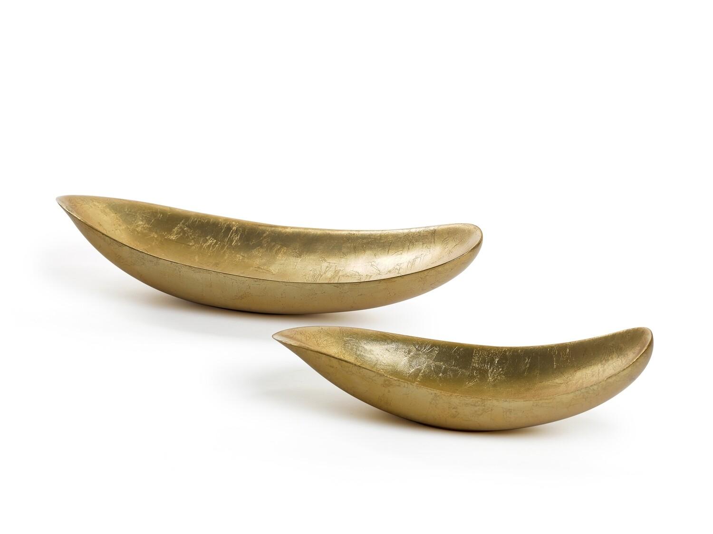 Arca Small Warm Gold Matt