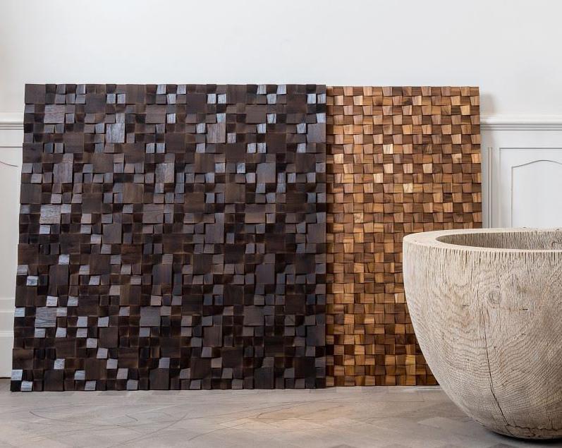 Wall Panel Teca Natural