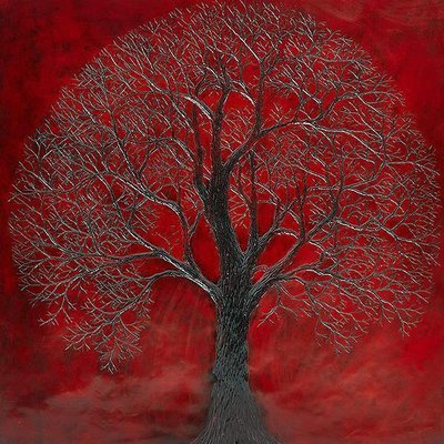 Tree Old Red