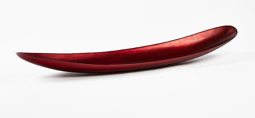 Bowl Warm Red Large