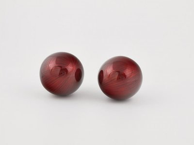 Deco Ball Line Red Black