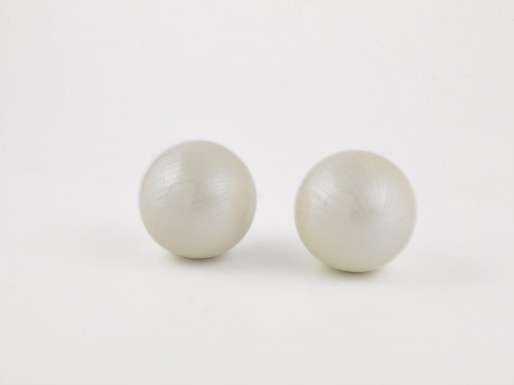 Deco Ball Line Camay White