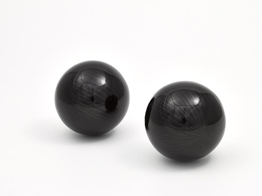 Deco Ball Line Black