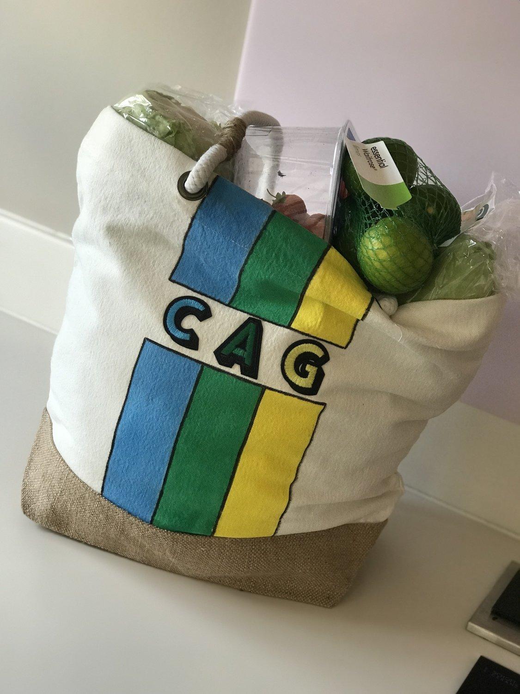 Cotton/Canvas Bag