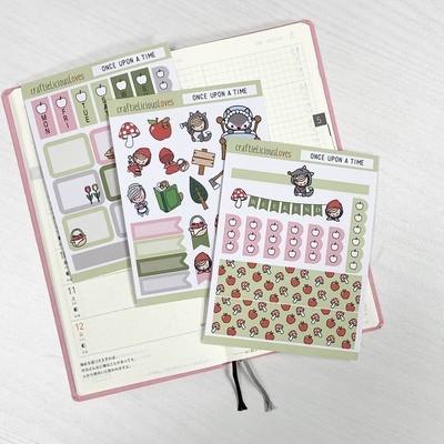 Hobonichi Kit (Once Upon a Time)