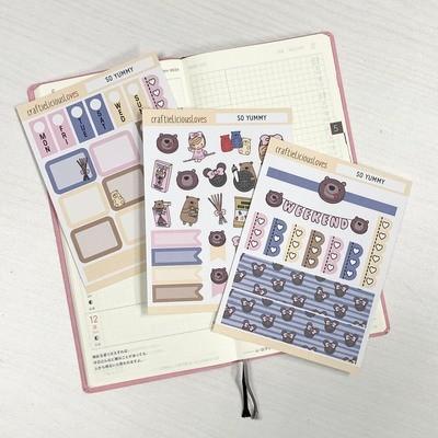 Hobonichi Kit (So Yummy)