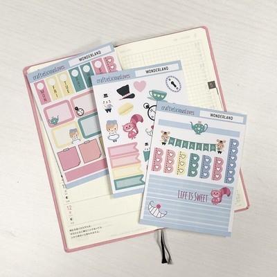 Hobonichi Kit (Wonderland)