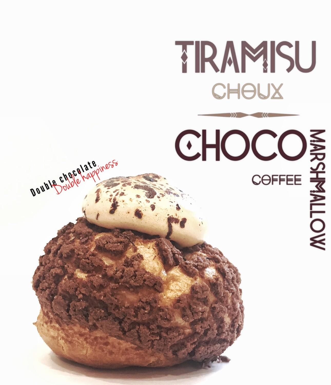Tirami - Choux (10pcs )