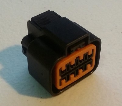 Headlight Connector 8 pin EVO 7-9 (CT9A) Female