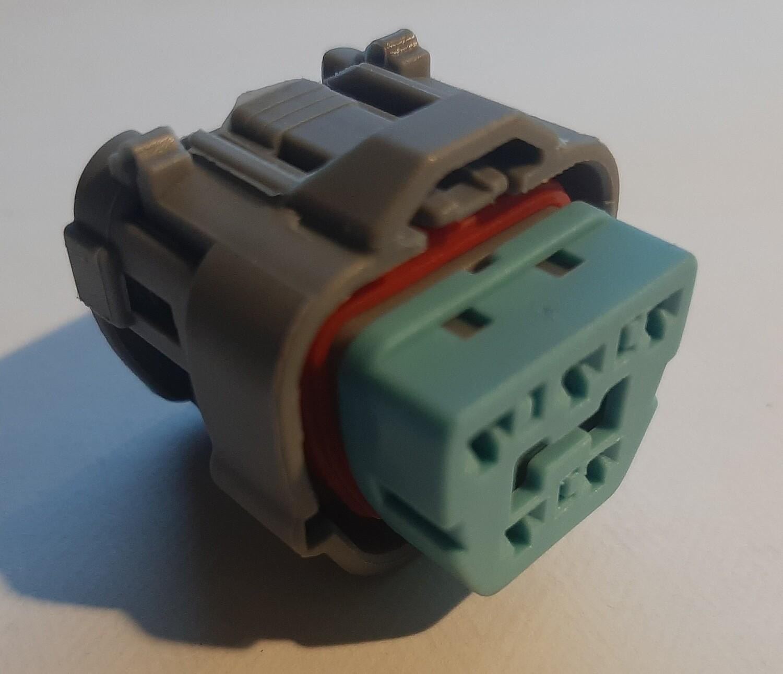 EVO CT9A Fuel pump connector