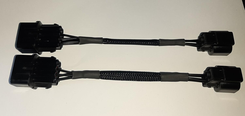 EVO 9 Headlight Adaptors