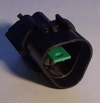 EVO Crank Sensor, Rad fan (Male)
