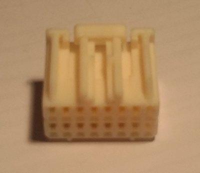EVO 1-8 16P ECU Connector