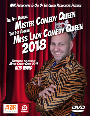 Mister Comedy Queen & Miss Lady Comedy Queen 2018