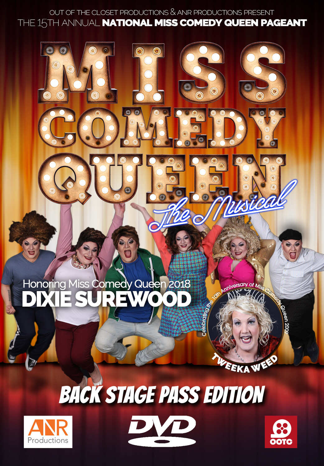 Miss Comedy Queen Pageant 2019