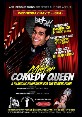 Mister Comedy Queen Pageant 2017