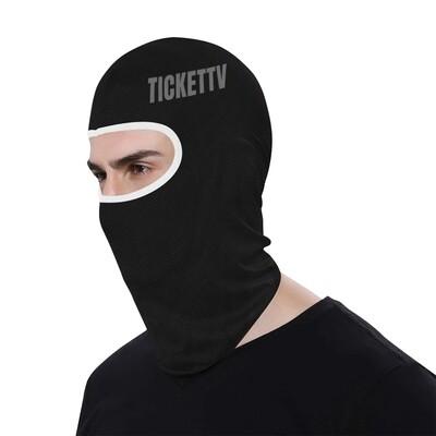 TICKETTV BLACK MASK