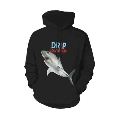 """""""TICKETtv """"DRIP"""" FULL PRINT HOODIES (front and back)"""