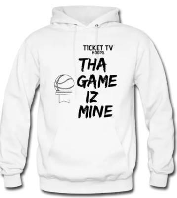 TTV THA GAME IZ MINE 18500 Heavy Blend Hooded Sweatshirt