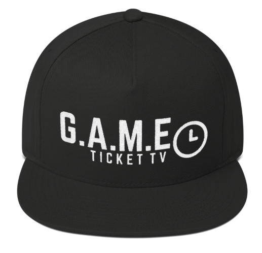 TICKETtv HOOPS GAME TIME SNAPBACK