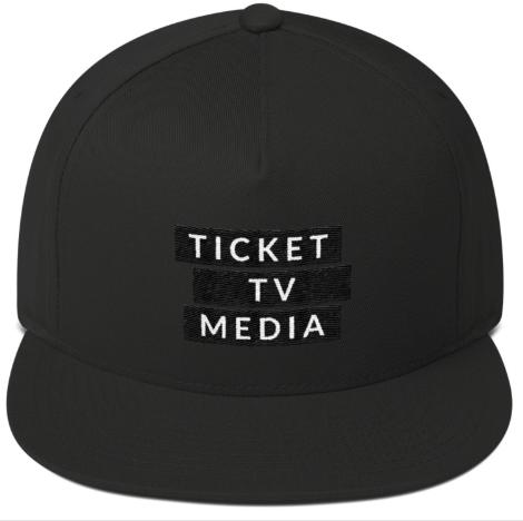 TICKETtv MEDIA SNAPBACK (VARIETY)