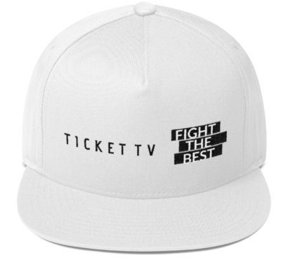 TICKETtv BOXING FIGHT THE BEST SNAPBACK