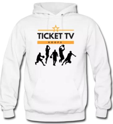 TTV HOOPS Heavy Blend Hooded Sweatshirt