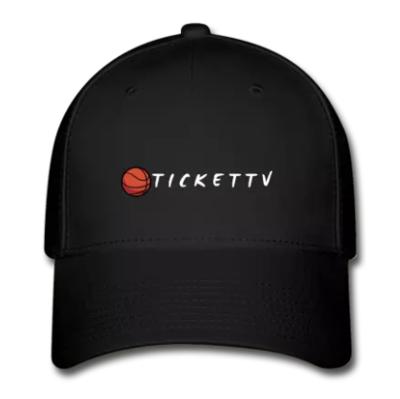 TICKETtv HOOPS Baseball Cap (VARIETY)