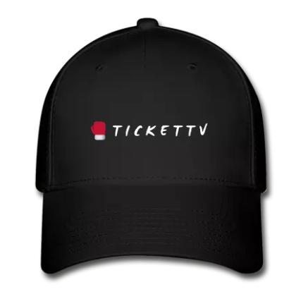 TICKETtv BOXING Baseball Cap (VARIETY)