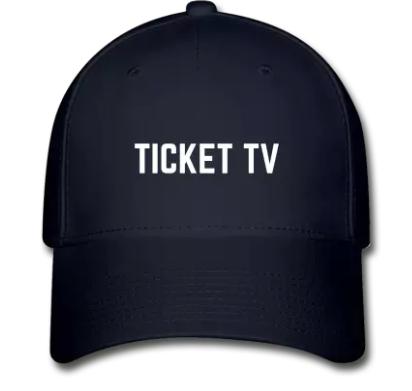 TICKETtv Baseball Cap (VARIETY)