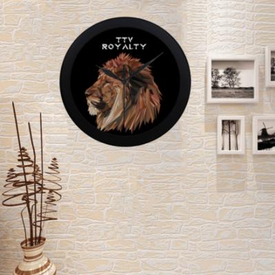 TICKETtv ROYALTY WALL CLOCK
